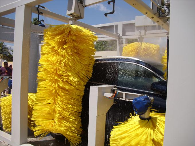 The Automatic Car Wash System Maintenance Cost make Industry Obstructive