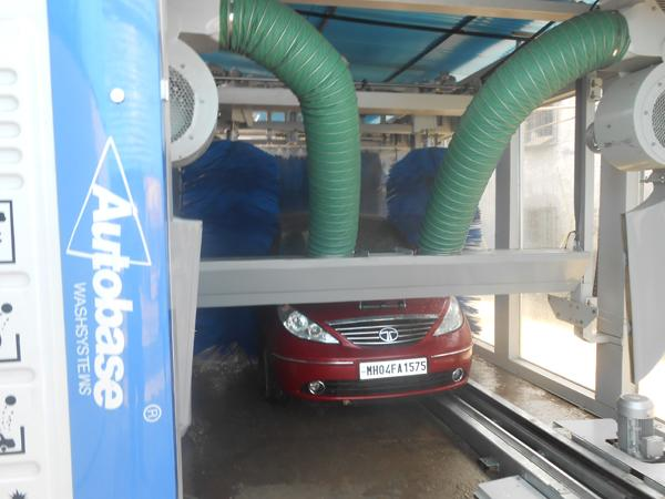 TEPO - AUTO - TP - 1201 Vehicle Washing Systems Maintenance Costs More Affordable
