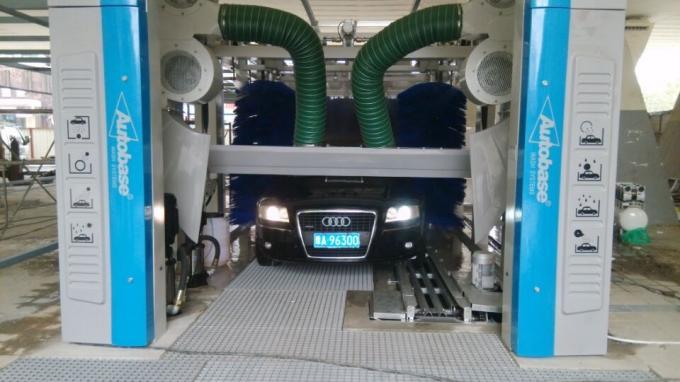 Express Automatic Car Wash Machine , Commercial Car Wash Equipment Can Win Profit Easily