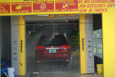 Çin The automatic car wash machine that recommended by the world Tedarikçi