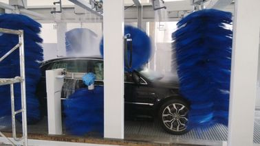 Çin Tepo - Auto Express Car Wash Tunnel Represents The Most Specialized Products Tedarikçi