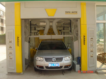 Çin Automatic tunnel car wash equipment TEPO-AUTO TP-701 Tedarikçi