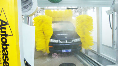 Çin Automatic tunnel car washing machine TEPO-AUTO Tedarikçi