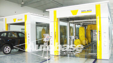 Çin Automatic Tunnel car wash machine TEPO-AUTO-TP-901 Tedarikçi