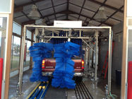 Çin Car Auto Wash Equipment AUTOBASE - 120 , tunnel wash systems fully automatic Fabrika