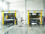 Çin TEPO - AUTO Car Wash Tunnel Equipment with No scratch the car paint performance Fabrika