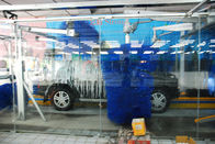 Çin Anti-Corrosion Aluminum Car Wash Equipment With Tripe Color Foam Fabrika