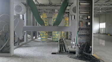 Çin TEPO - AUTO Car Wash Tunnel Systems , express car wash equipment fully automatic Fabrika