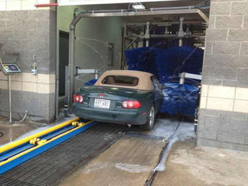 Çin AUTOBASE tunnel washing systems create a new functional combination mode with actual demanding needs of professional car Fabrika